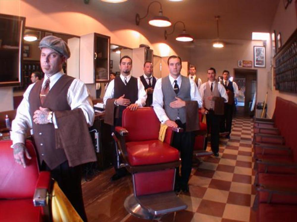 Hawleywood's Barber Shop